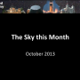 Sky this Month - October
