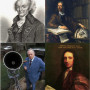 Which is the odd one out? Lalande, Hevelius, Patrick Moore or Halley?