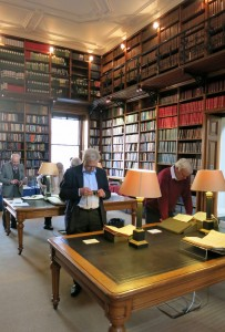 The Royal Astronomical Society Library