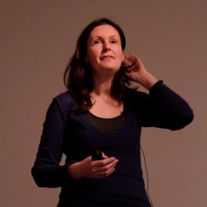 Dr Lucie Green, Royal Society University Research Fellow based at the Mullard Space Science Laboratory, UCL's Department of Space and Climate Physics