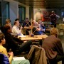 Clive presents to the Radio Astronomy Group