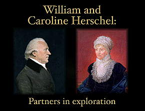 William & Caroline Herschel
