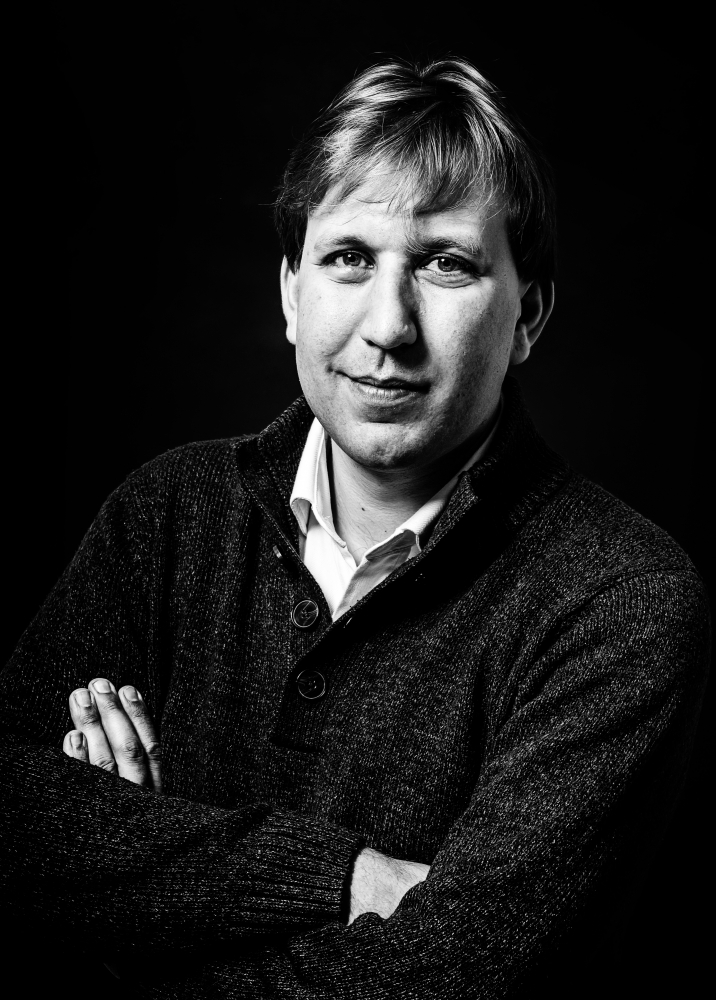 Professor Chris Lintott