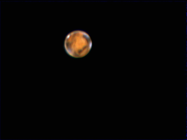 Mars by John Williams 15 April 2014 22:57 hrs