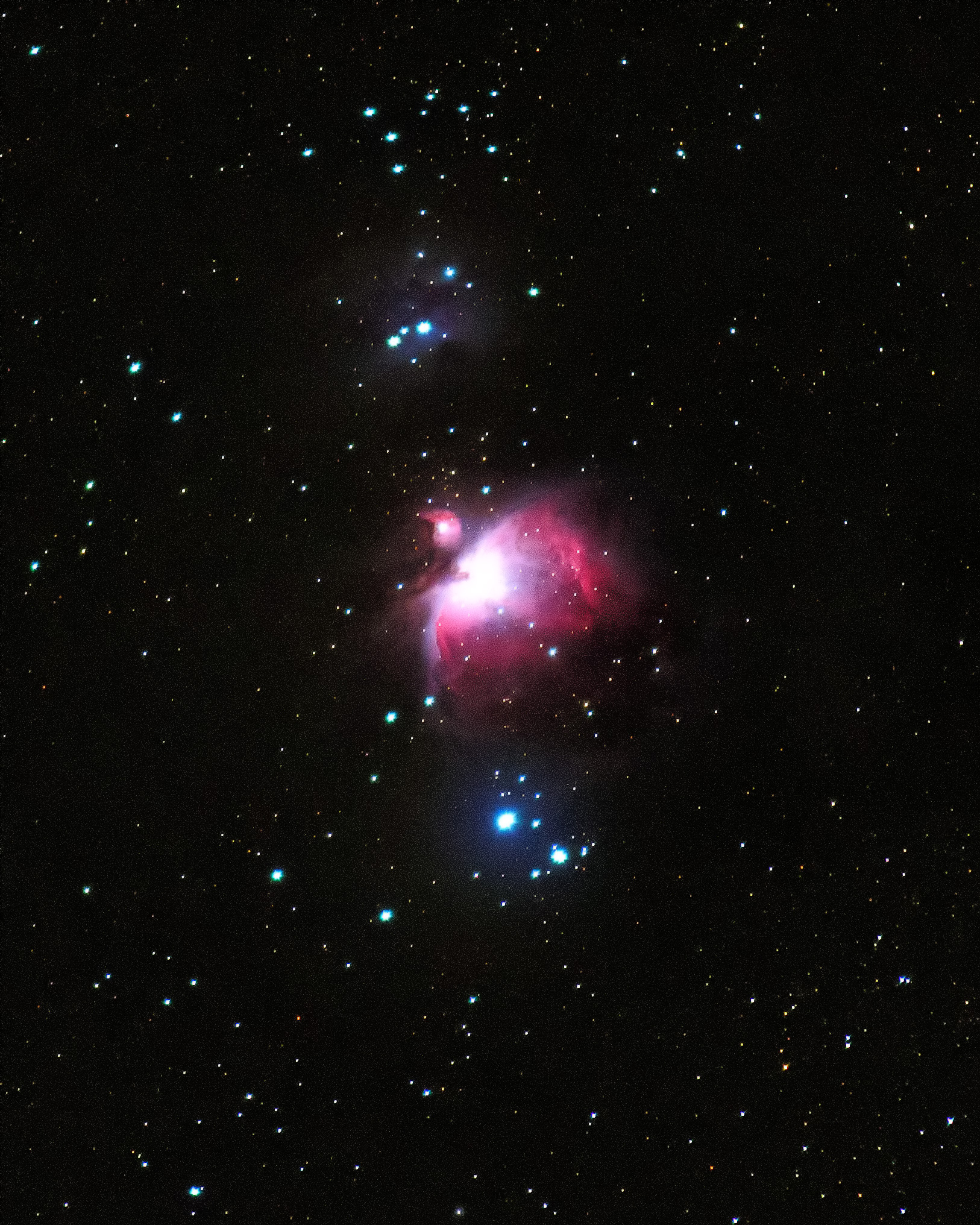 M42 Orion Nebula by Mike Meynell