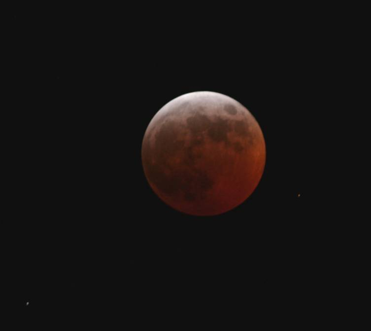 Lunar Eclipse. Blackheath